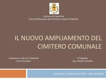 pdf 720 Kb - Comune di Copertino