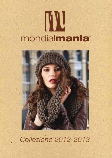 Scarica il catalogo Mondialmania 2012/13 PDF - Lane Mondial