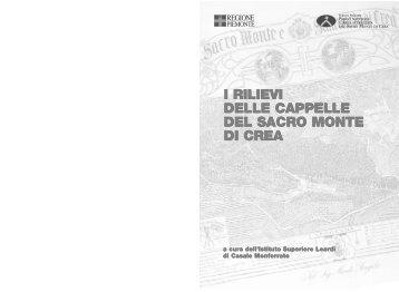 I RILIEVI DELLE CAPPELLE DEL SACRO MONTE DI CREA I ...
