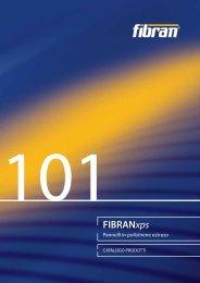 Catalogo FIBRANxps 2012