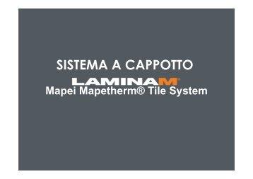 Cappotto LAMINAM MAPEI - DieMMe