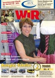 WIR-Magazin 200 - Wir-in-gg.de