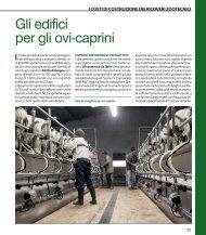 Gli edifici per gli ovi-caprini ( PDF - 159 kB ) - Ermes Agricoltura