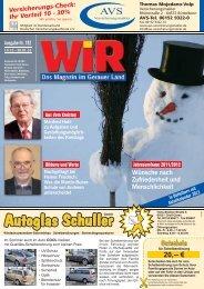 Hallenbad Groß-Gerau - Das WIR-Magazin im Gerauer Land