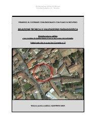 Relazione tecnica - Comune di Trivolzio