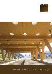binderholz gamma prodotti - Forest Legnami