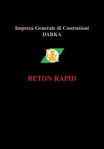 BETON RAPID