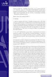 Corbella y Cía. S.A.I.C. y F. s concurso preventivo.indd - UNAV