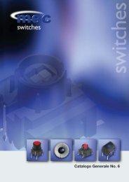 Catalogo Generale No. 6 - Mec switches