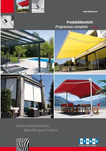 Produktübersicht Programma completo - L-ex