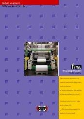films films - Capp Plast