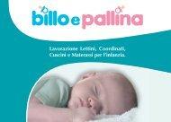 catalogo clienti:BILLO E PALLINA Catalogo Clienti