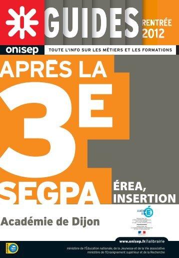 le CAP/CAPA - Ressources pour les SEGPA