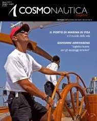 4 COSMONAUTICA-(giugno - luglio 2009) - Consorzio Nautica Pisana