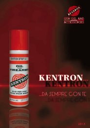 KENTRON a line by BULL OIL