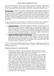 Preraffaelliti e Divisionismo - Liceo Minghetti
