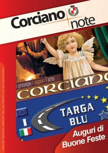 corciano_note_12_2009.pdf - Comune di Corciano
