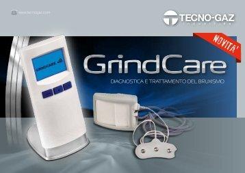 Depliant Grindcare - Oxy Dental