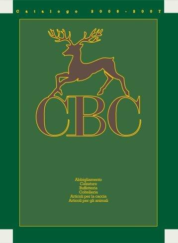 Abbigliamento Calzature Buffetteria Coltelleria Articoli per la ... - Cbc