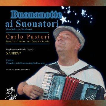 Scarica il libretto con i testi delle canzoni! - Carlo Pastori