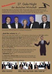 70-8934 Gala Night PDF - Wirtschaftsclub Rhein-Main e.V.