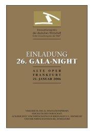 einladung 26. gala-night einladung 26. gala-night - Wirtschaftsclub ...