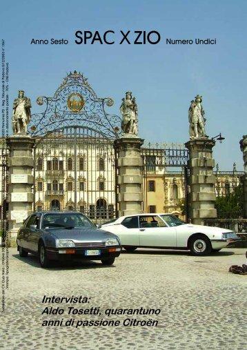 Numero undici - CX Club Italia