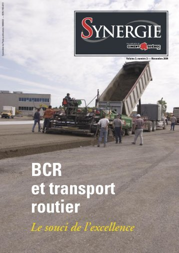 Vol. 3, no 3, Novembre 2004.pdf - BCR