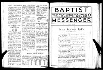 October 7, 1943.pdf - Baptist General Convention of Oklahoma