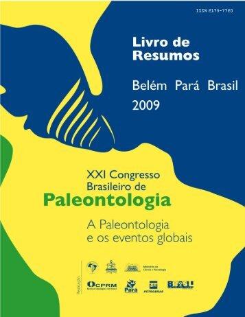 Livro de Resumos - Dinossauros do Maranhão