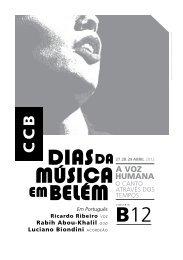 Rabih Abou-Khalil oud Luciano Biondini acordeão - Centro Cultural ...