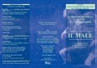 IL MALE - Edizioni Scientifiche Magi