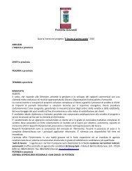 UFFICIO INFORMAGIOVANI - Comune di Giffoni Valle Piana