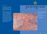 Pentagram 2006 nr. 5 - Lectorium Rosicrucianum