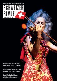 Download PDF Schweizer Revue 1/2012