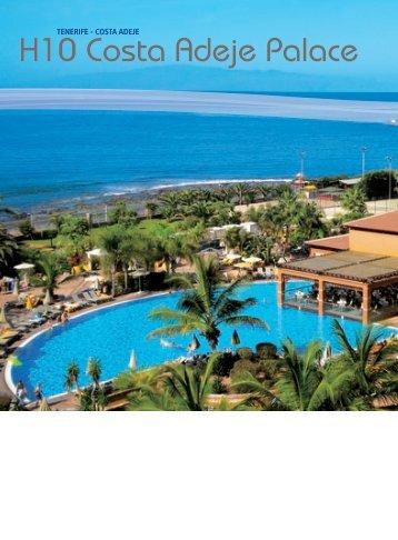H10 Costa Adeje Palace - Settemari