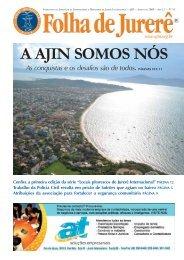 Folha de Jurerê - Nº 51 - AJIN