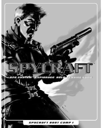 Spycraft Boot Camp I - v1 - Crafty Games