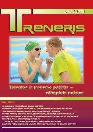 Nr. 3-4 - Lietuvos sporto informacijos centras