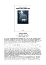 Laura Pariani La valle delle donne lupo - Libero Spirito
