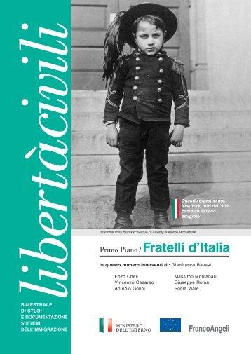 Fratelli d'Italia - Libertà Civili