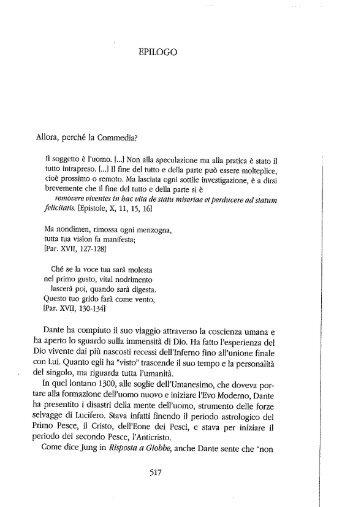 EPILOGO - adriana mazzarella