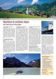 Montafon & Lechtaler Alpen