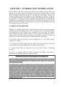BASICS OF EQUITY DERIVATIVES - BSE - Page 2