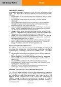 HSSE - BG Group - Page 7