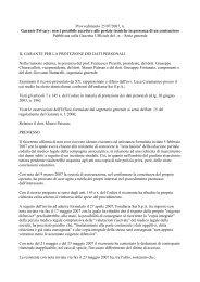 Visione delle perizie tecniche - Autoinforma.it