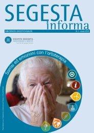 Sorrisi ed emozioni con l'ortoterapia - Gruppo Segesta