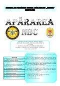 Anul VIII nr. 2 - Baza de Instruire pentru Aparare CBRN - Page 3