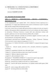 Testo relazione previsionale - Provincia di Pesaro e Urbino