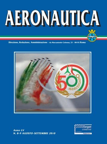 copertina AAA - Associazione Arma Aeronautica